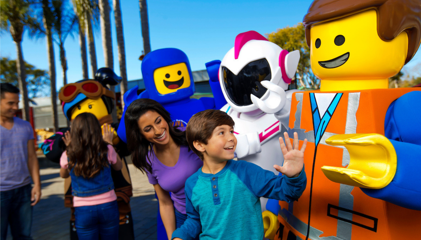 Lego Movie 4D Character Meet And Greet 1400X800