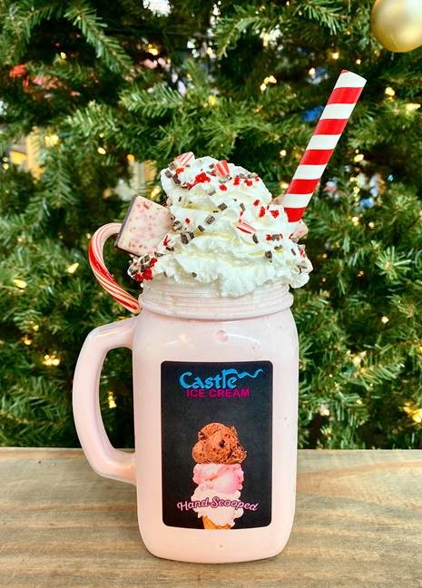 Peppermint Shake