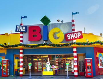 LLCR Holidays The Big Shop