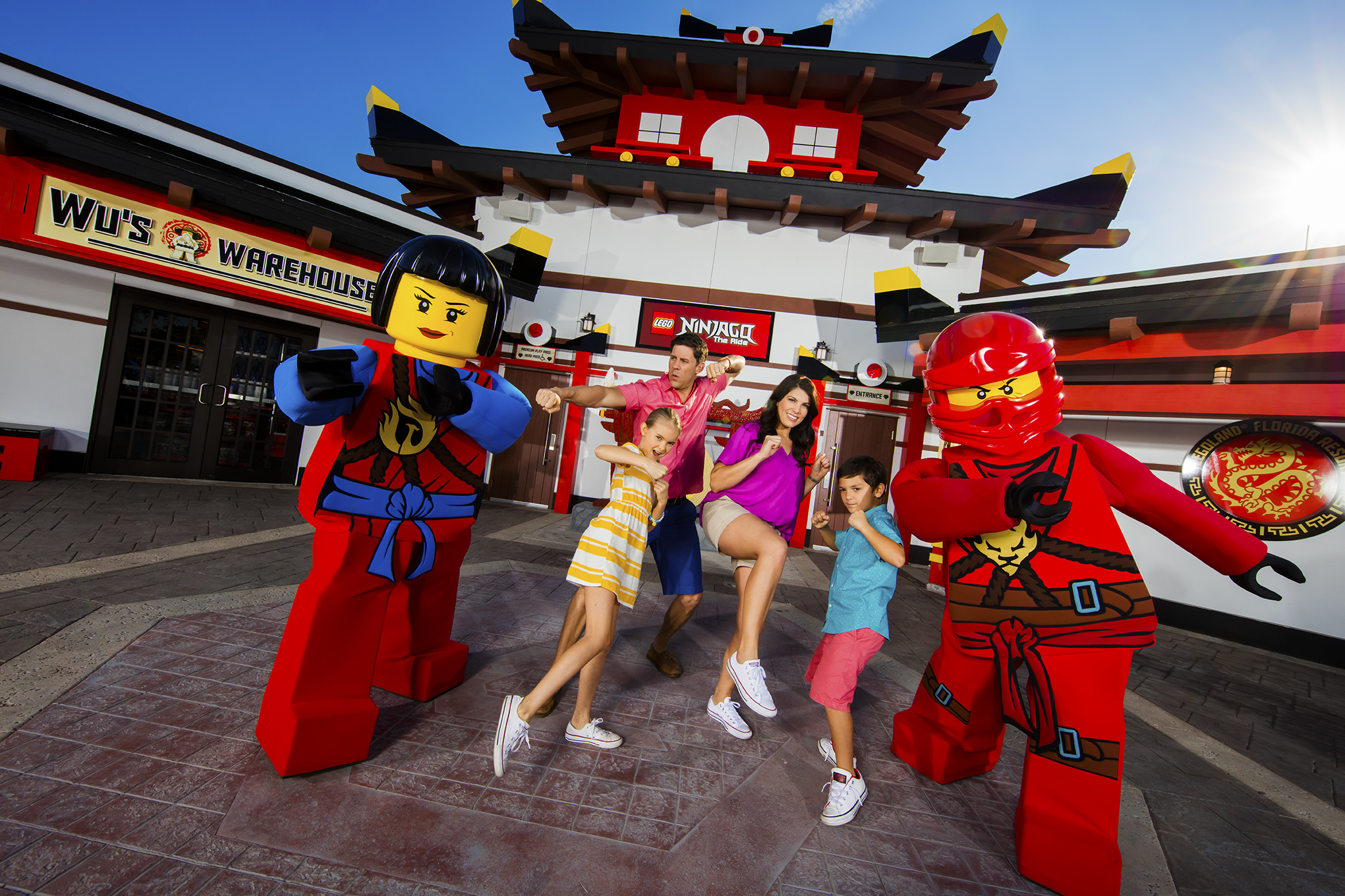 LEGO NINJAGO World