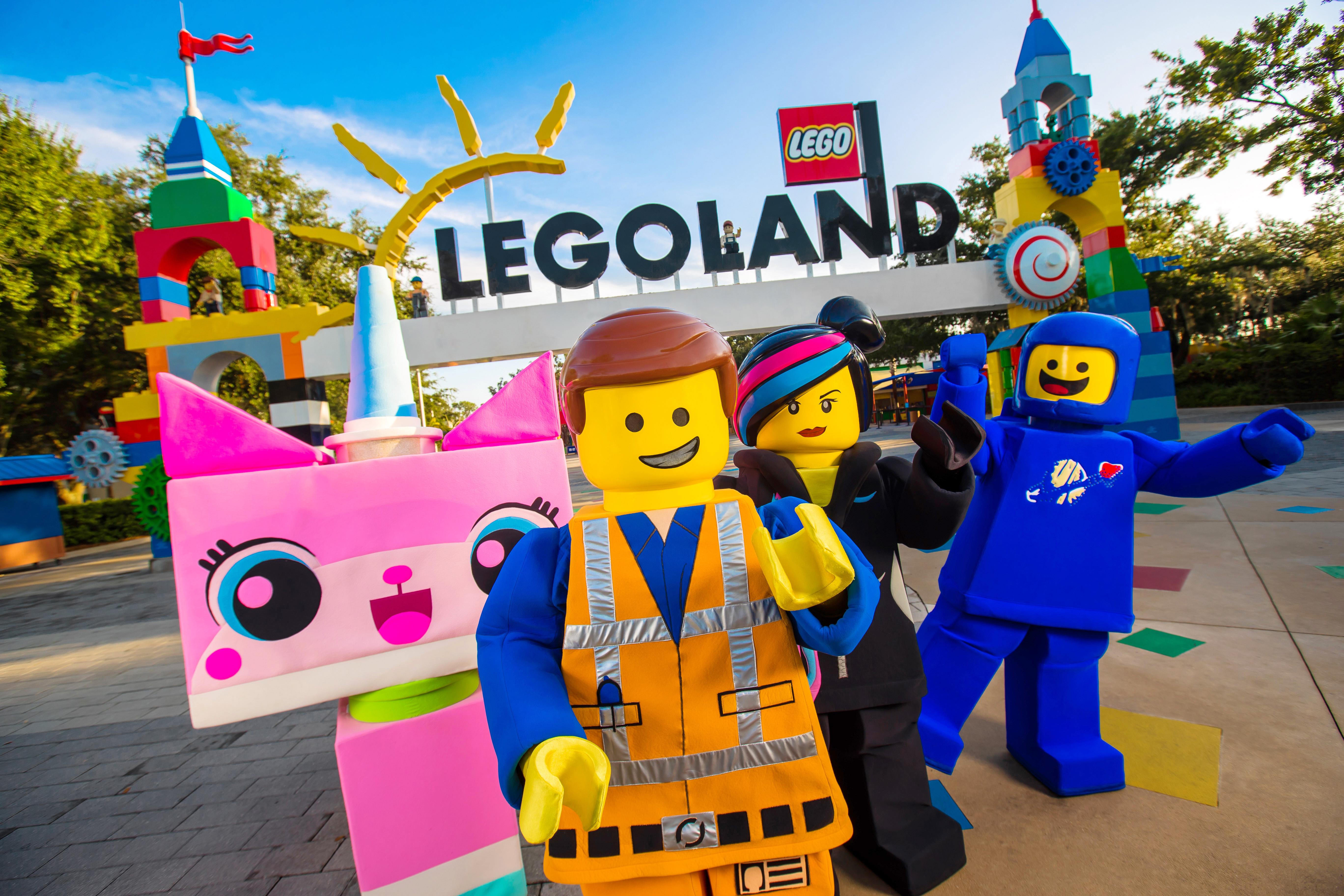 LEGOLAND Theme Park | LEGOLAND California Resort