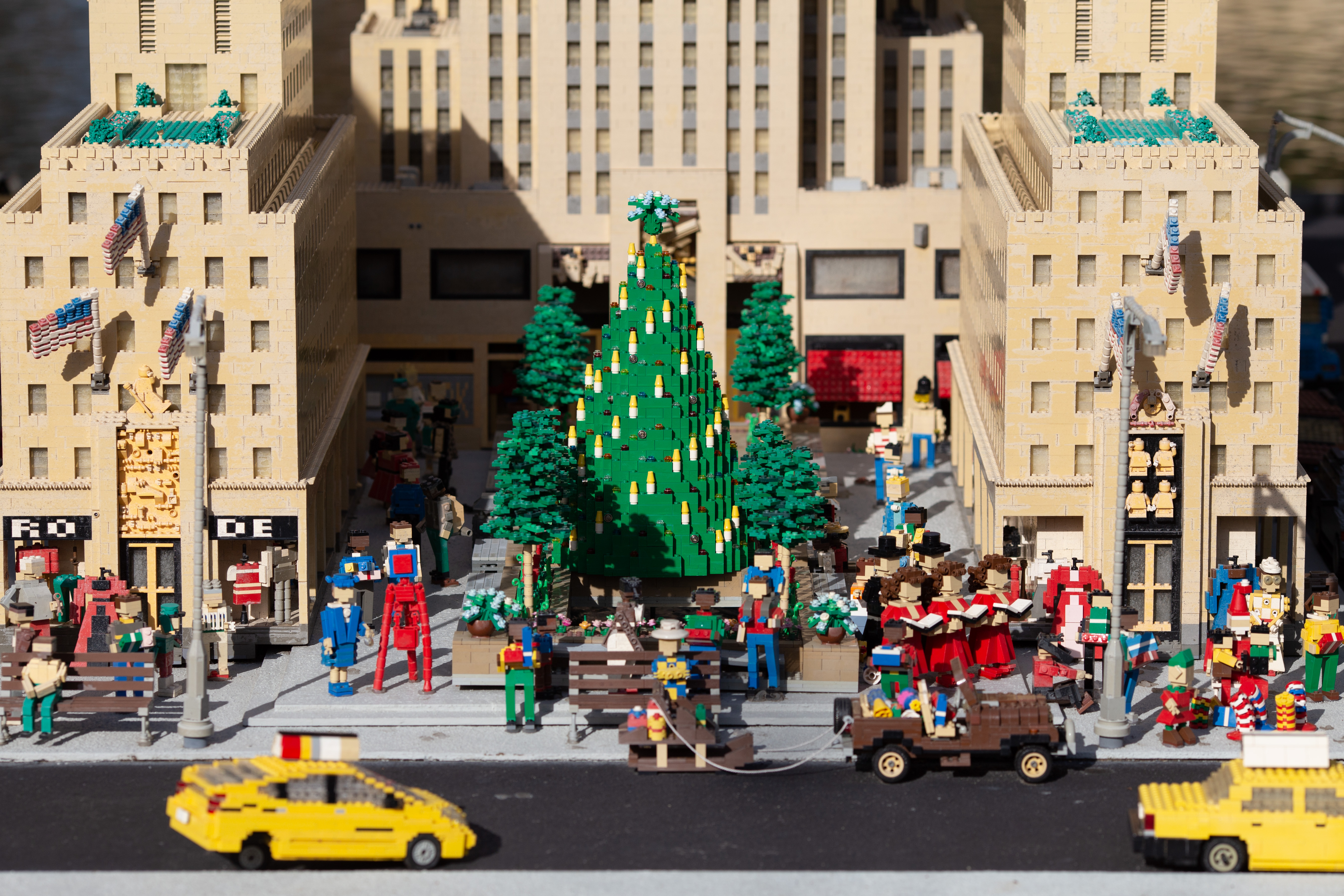 Holidays Miniland New York