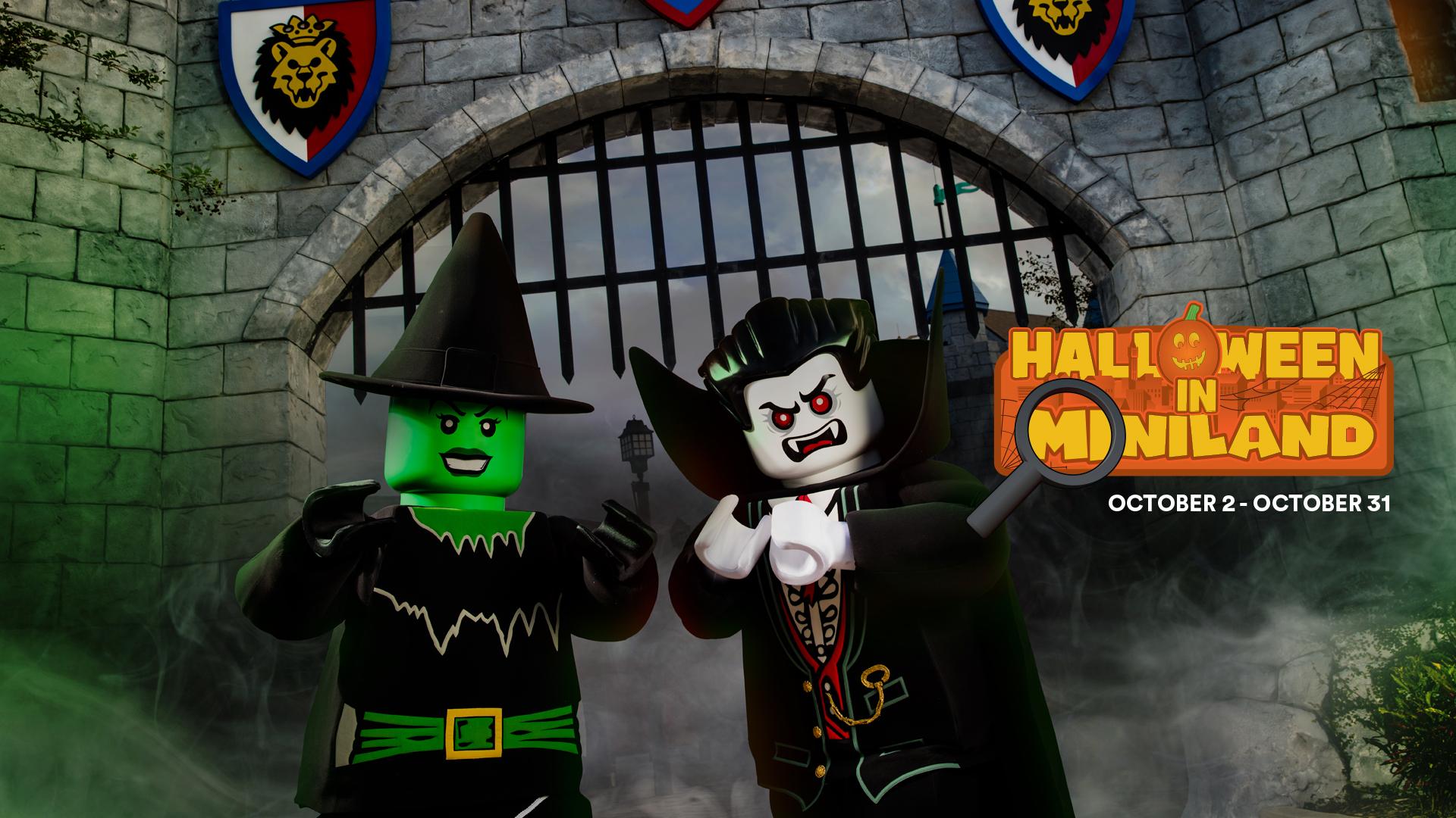 Legoland Florida Halloween 2020 Halloween in Miniland | LEGOLAND California Resort