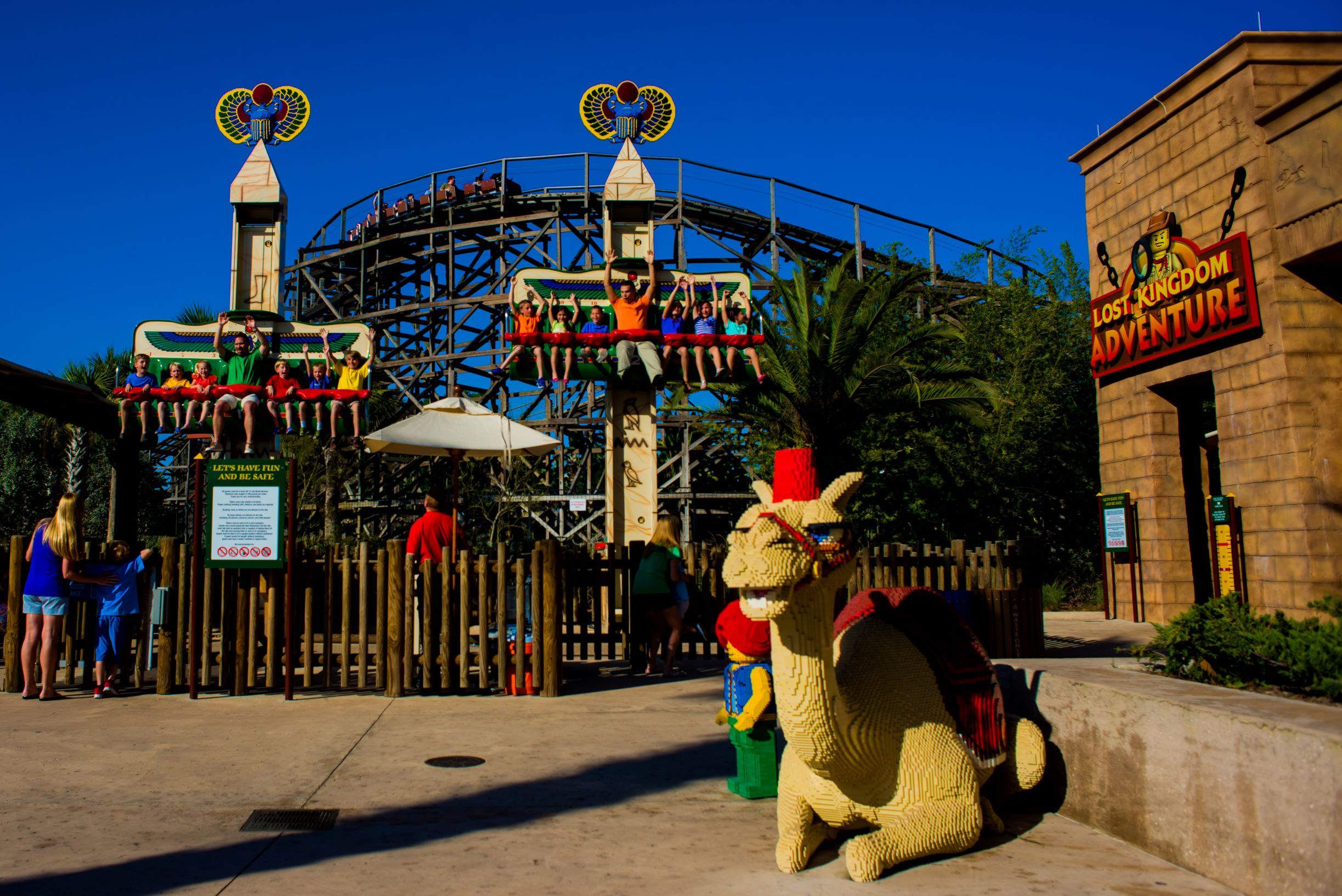 Beetle Bounce | LEGOLAND Florida Resort | Rides & Things To Do
