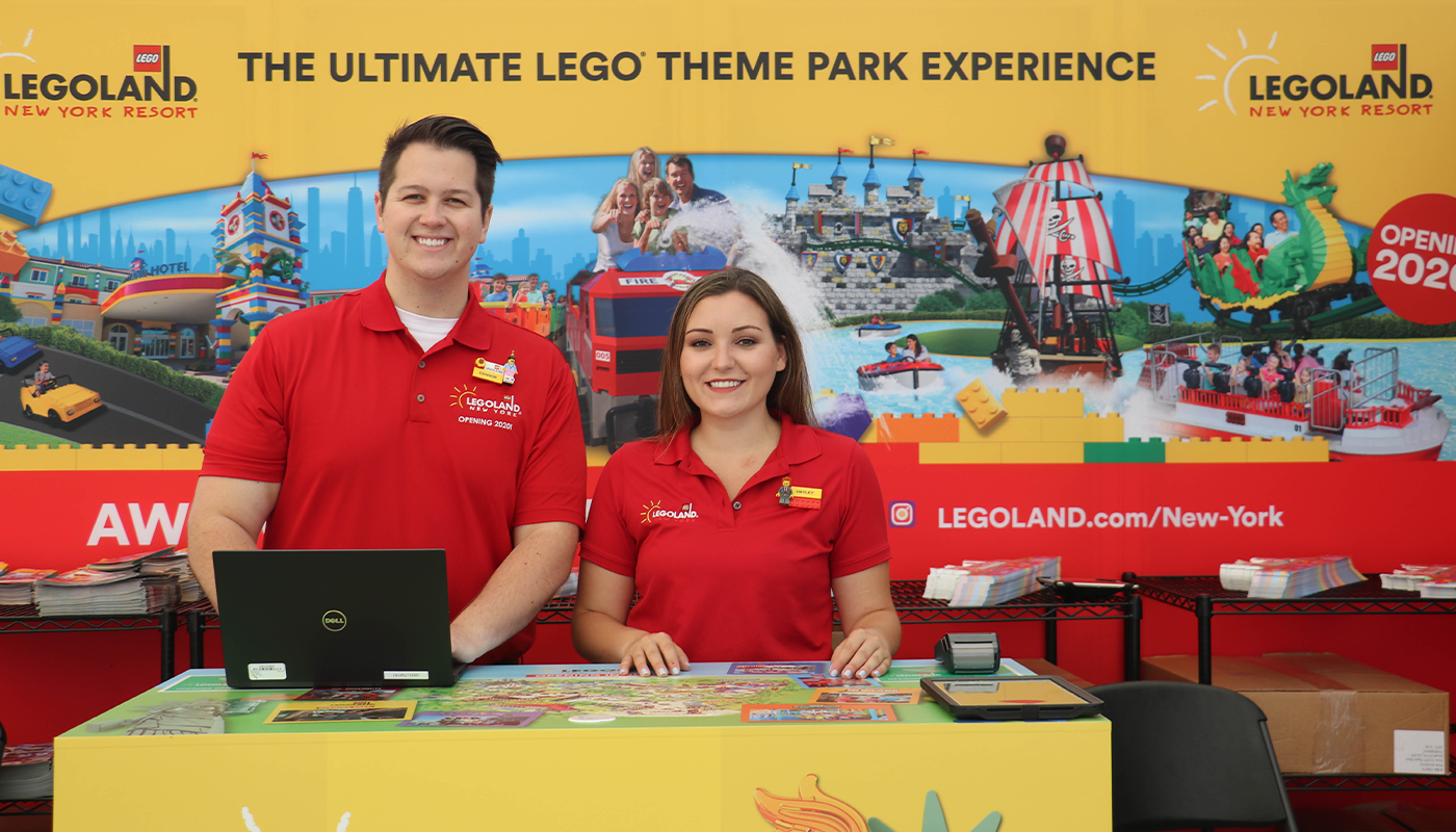 Jobs at LEGOLAND New York